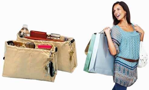 obrázok Organizér do kabelky - set 2 ks