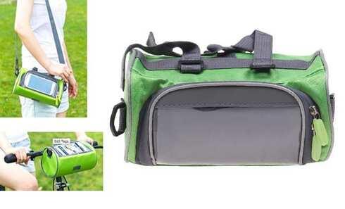 obrázok Taška na bicykel zelená