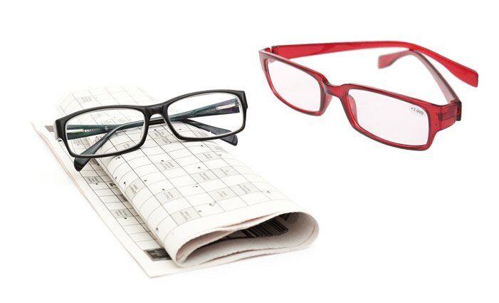 Dioptrické Brýle čtecí - +2.00