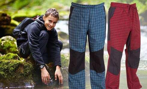 obrázek Chlapecké sportovní kalhoty Neverest