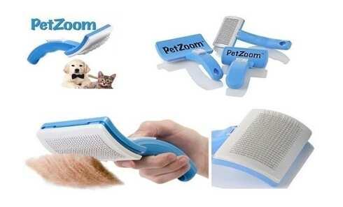 obrázok Pet Zoom profesionálna kefa