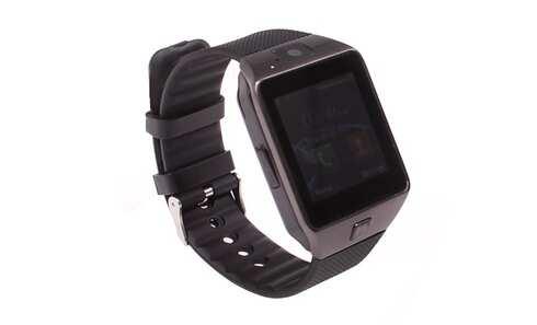 obrázek Chytré hodinky DZ09