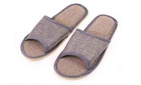 obrázek Pantofle s otevřenou špičkou pánské