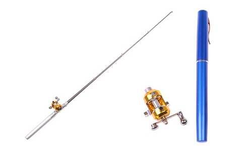 obrázek Rybářský mini prut