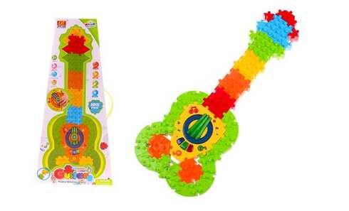 obrázek Stavebnice – elektrická kytara