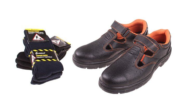 Pracovní obuv Riglander letní