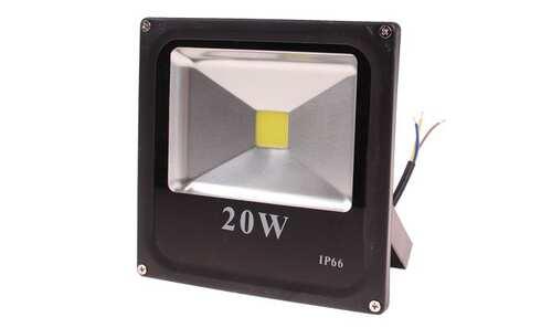 obrázek LED Reflektor venkovní 20 W, IP 66