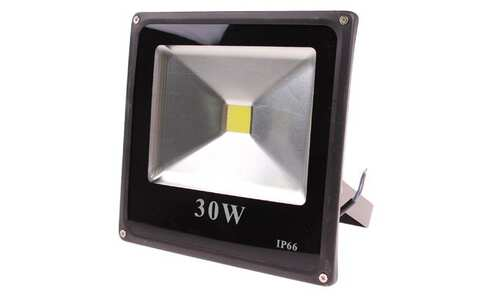 obrázek LED reflektor venkovní 30 W, IP 66