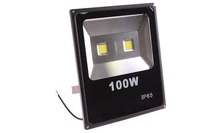 PIR LED reflektor 100 W, IP 65