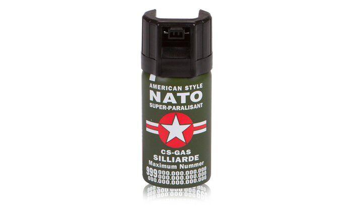Pepřový sprej zelený NATO