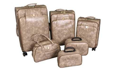 obrázek Sada 6 cestovních zavazadel Luxi