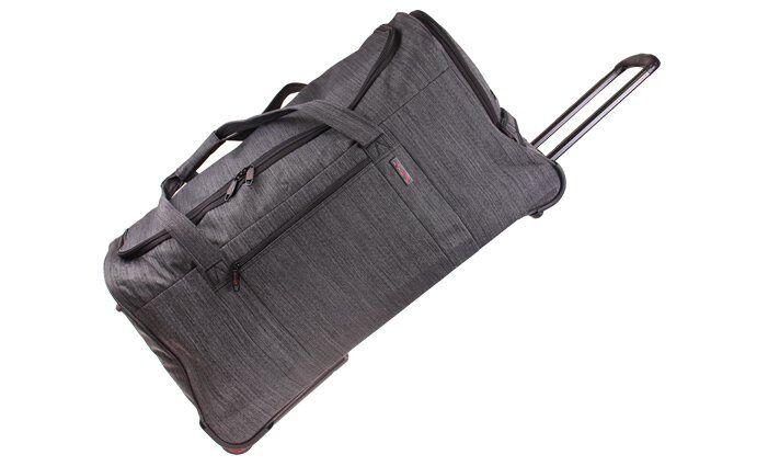 Cestovní taška na kolečkách LYS 112 l