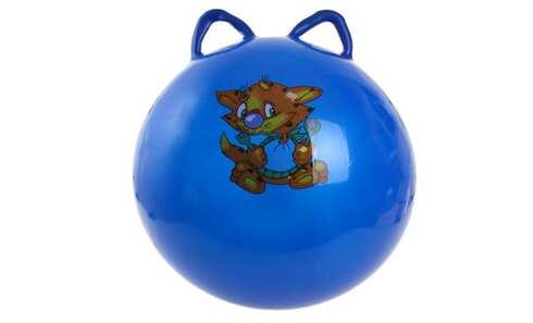 obrázek Skákací míč modrý