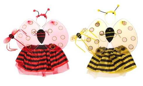 obrázek Kostým beruška/včelka