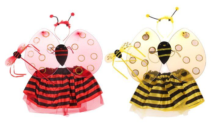 Kostým beruška/včelka