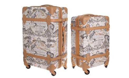 obrázek Eazz dva skořepinové kufry