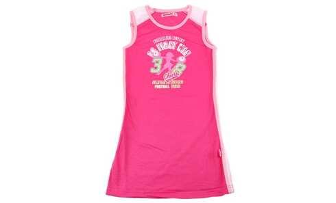obrázek Mariquita šaty růžové sportovní