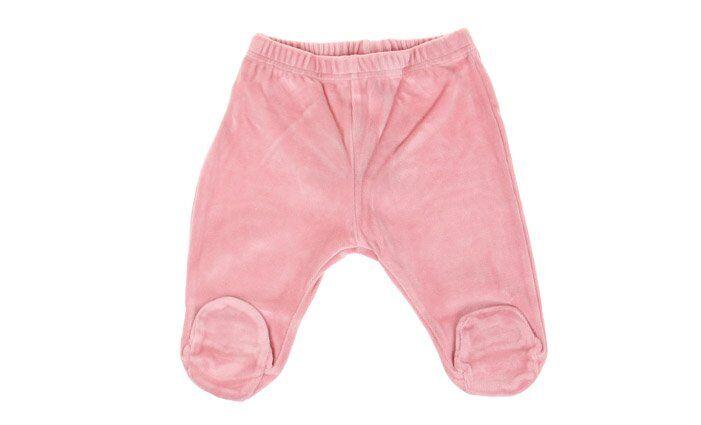 Kojenecké kalhoty růžové