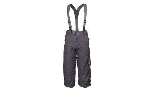 obrázek Chlapecké zateplené kalhoty Attack šedé vel. 128