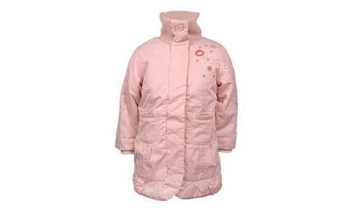 obrázek Dívčí bunda a vesta v jednom růžová vel. 98