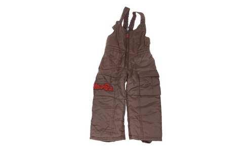 obrázek Zateplené kalhoty DinoCo hnědé vel. 98