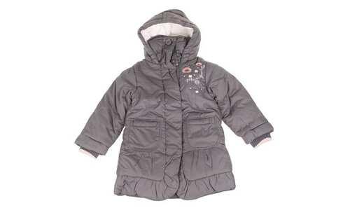obrázek Dívčí kabátek Mariquita šedá vel. 98