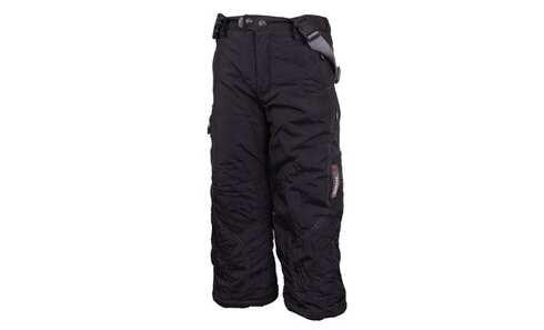 obrázek Chlapecké zateplené kalhoty Attack černé vel. 92