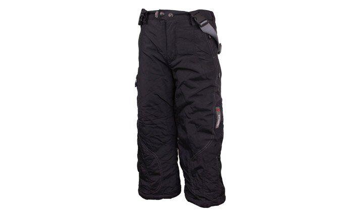 Chlapecké zateplené kalhoty Attack černé
