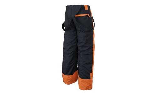 obrázok Lyžiarske nohavice oranžové veľ. 164