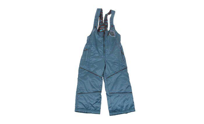 Zateplené kalhoty Friendly galaxy modré