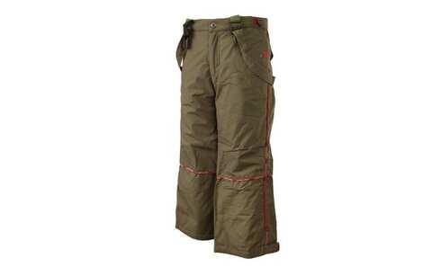obrázek Zateplené kalhoty Division zelené vel.164