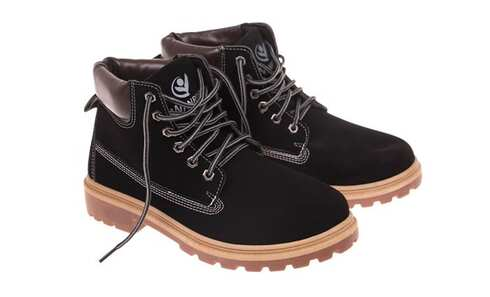 obrázok Členková obuv Marisa čierná veľ. 45