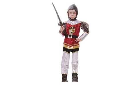 obrázek Dětský kostým rytíř vel. XL