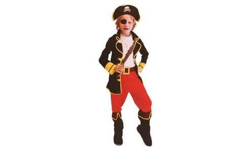 obrázok Detský kostým pirát vel. XL