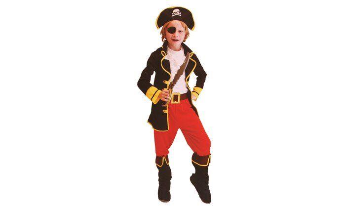 Dětský kostým pirát vel. XL