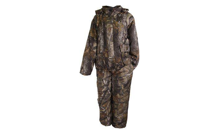 Zimní maskáčová bunda a kalhoty vel. XXXL