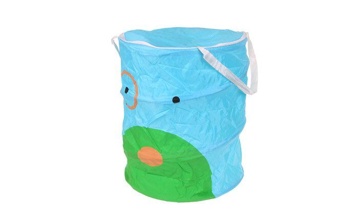 Dětský úložný box světle modrá