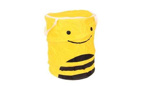 obrázek Dětský úložný box žlutá
