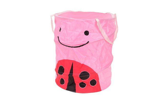 Dětský úložný box růžová