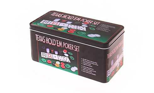 obrázek Texas Hold'em Poker set