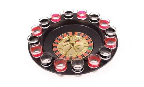 obrázok Alkoholová ruleta