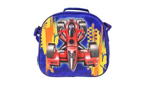 obrázek Dětská 3D taška formule