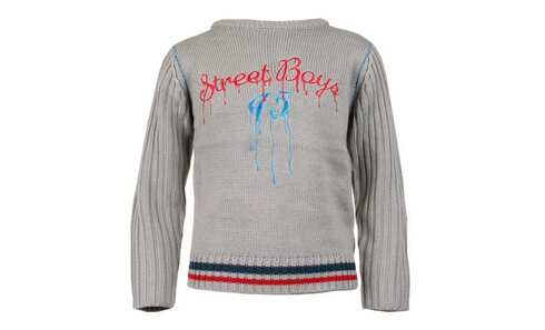obrázek Chlapecký svetr Street Boys vel. 116