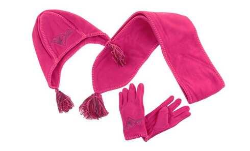 obrázek Dívčí růžový set vel. XL