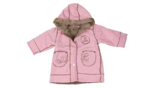 obrázok Kabátik ružový vel. 80