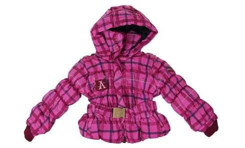 obrázek Dívčí bunda vel. 92