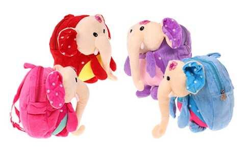 obrázek Plyšový batůžek (slon)