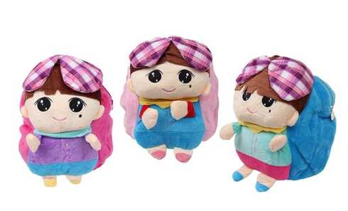 obrázek Plyšový batůžek (holčička)