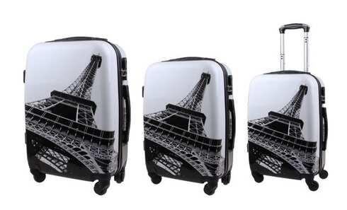 obrázok Sada 3 kufrov (Paris)