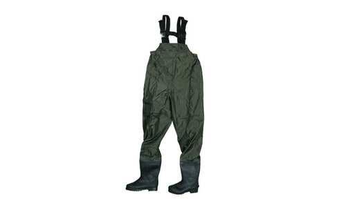 obrázek Brodící kalhoty zelené 45